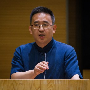 06 Yang Yingshi, Deputy Director of the Public Education Department at National Art Museum of China, Doctor of Art Education and Arts Management, Columbia University