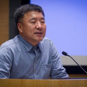 07 Han Sheng, President of Shanghai Theater Academ