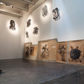 08 Installation View of William Kentridge Notes Towards a Model Opera 290x290 - South African artist William Kentridge's biggest exhibition in Asia opened at UCCA