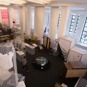 12 Exhibition View of BFA Graduation Exhibition School of Design