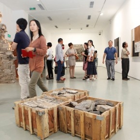 12 The Opening Ceremony of Inquiry of the Brick 290x290 - Inquiry of the Brick – The Exhibition of Ying Tianqi Unveiled at Today Art Museum