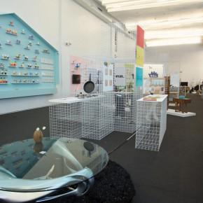 13 Exhibition View of BFA Graduation Exhibition School of Design