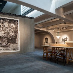 14 Installation View of William Kentridge Notes Towards a Model Opera 290x290 - South African artist William Kentridge's biggest exhibition in Asia opened at UCCA