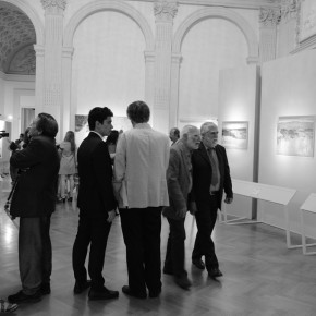 "16 Installation view of the exhibition1 290x290 - Grand Tour Spirit is Going on: ""Chinese artists' perspective of Italy"" opened in Rome"