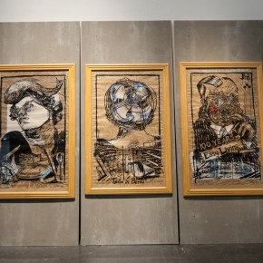18 Installation View of William Kentridge Notes Towards a Model Opera 290x290 - South African artist William Kentridge's biggest exhibition in Asia opened at UCCA