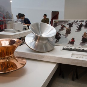 "19 Exhibition view of ""Inside Heatherwick Studio"" 290x290 - CAFA Graduation Season