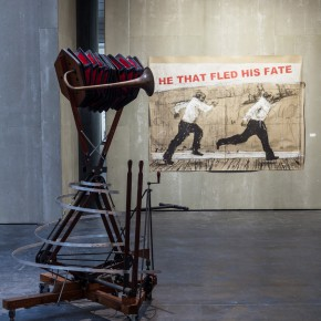19 Installation View of William Kentridge Notes Towards a Model Opera 290x290 - South African artist William Kentridge's biggest exhibition in Asia opened at UCCA