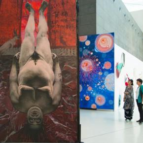 24 Exhibition View of the CAFA Graduation Season 290x290 - The best graduation season CAFA ever has opened in Beijing