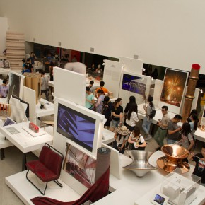 "26 Exhibition view of ""Inside Heatherwick Studio"" 290x290 - CAFA Graduation Season