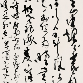 29 Qiu Zhenzhong Li Qin• Joining the Armyin Ancient Times ink on paper 123 x 70.5 cm 2010 290x290 - Qiu Zhenzhong: Origin and Formation to be Presented at Guangdong Museum of Art