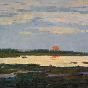37 Ma Changli Sunrise oil on linen 65 x 100 cm 2010 290x290 - Ma Changli