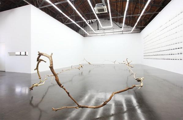 Installation View of Fan Shuru Solo Exhibition at Beijing Commune 01