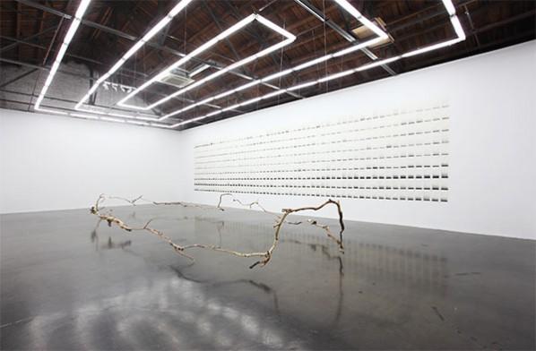 Installation View of Fan Shuru Solo Exhibition at Beijing Commune 03