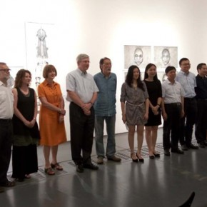 The Opening Ceremony of Resonance Canadian Contemporary Printmaking Exhibition Photo by Du Xinmao 290x290 - Resonance: Canadian Contemporary Printmaking Exhibition on Display in Beijing