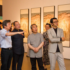 Genesis – CAFA Excellent Postgraduate Student Residency Program opened at Today Art Museum