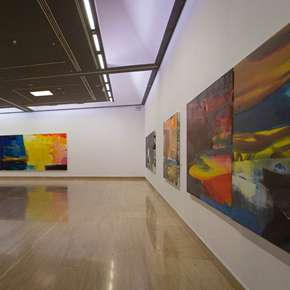 Liu Shangying's Art Exhibition Unveiled at the National Art Museum of China