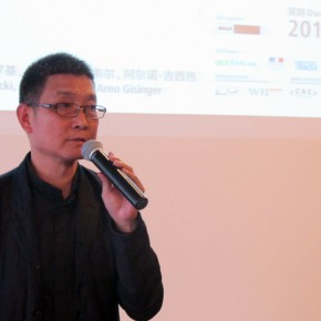 """01 Executive Director of OCAT Institute Huang Zhuan 290x290 - An Exhibition About Images of """"Memory"""" – Beijing OCAT Institute Officially Opened"""