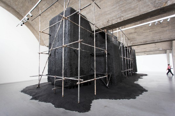 01 Exhibition View of Touchable Sui Jianguo Solo Exhibition
