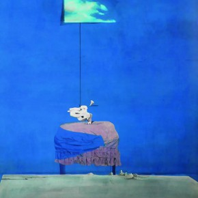 02 Shen Qin The Horizon · the Chair1 290x290 - Shen Qin's Solo Exhibition Showcasing His Recent Works in Suzhou Museum