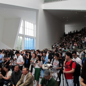"10 View of the opening ceremony 290x290 - Beijing Minsheng Art Museum Inaugurated its Opening Exhibition ""The Civil Power"""