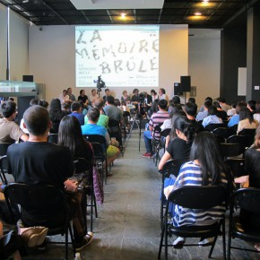 """10 View of the roundtable conference 290x290 - An Exhibition About Images of """"Memory"""" – Beijing OCAT Institute Officially Opened"""