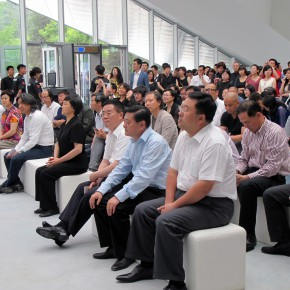 "11 View of the opening ceremony 290x290 - Beijing Minsheng Art Museum Inaugurated its Opening Exhibition ""The Civil Power"""