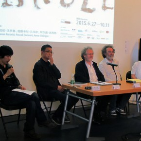 "12 View of the press conference 290x290 - An Exhibition About Images of ""Memory"" – Beijing OCAT Institute Officially Opened"