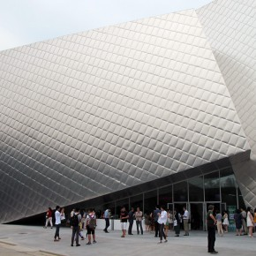 "17 Exterior of Beijing Minsheng Art Museum 290x290 - Beijing Minsheng Art Museum Inaugurated its Opening Exhibition ""The Civil Power"""