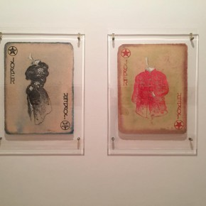 """18 Huang Yong's works  290x290 - Huang Yong's Solo Exhibition """"Food Game"""" debuted in Berlin, Playing """"Food Game"""" together with Texas Poker"""
