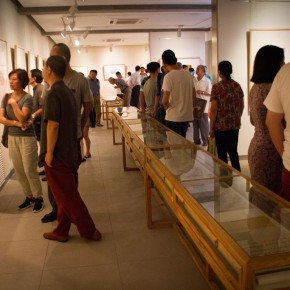 23 Installation view of Qiu Ting's Exhibition of Chinese Painting and Calligraphy 290x290 - Building a Poetic Home in Brush and Ink: Qiu Ting's Exhibition of Chinese Painting and Calligraphy Debuted at Shangdong Dacheng Art Museum