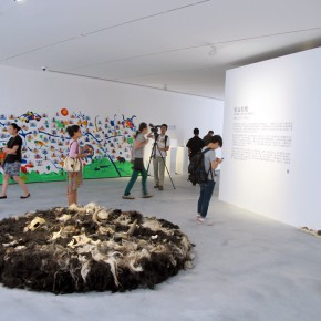 "23 Installation view of the exhibition 290x290 - Beijing Minsheng Art Museum Inaugurated its Opening Exhibition ""The Civil Power"""