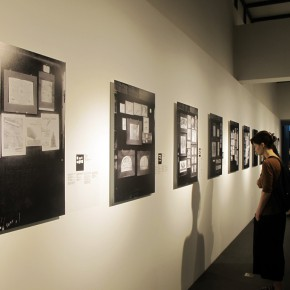 "25 Exhibition view of ""Memory Burns"" 290x290 - An Exhibition About Images of ""Memory"" – Beijing OCAT Institute Officially Opened"