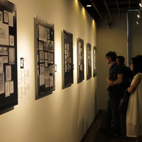 "28 Exhibition view of ""Memory Burns"" 290x290 - An Exhibition About Images of ""Memory"" – Beijing OCAT Institute Officially Opened"