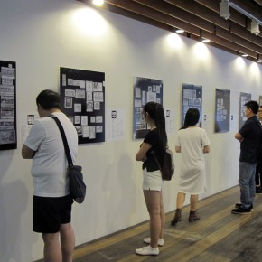 "29 Exhibition view of ""Memory Burns"" 290x290 - An Exhibition About Images of ""Memory"" – Beijing OCAT Institute Officially Opened"