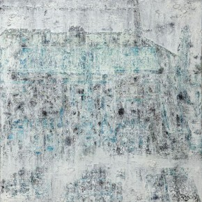 Peng Tao Leukosis 2015 painting 170x170cm 290x290 - Hive•Becoming XII Invisible Cities: Peng Tao Solo Exhibition Opening August 1