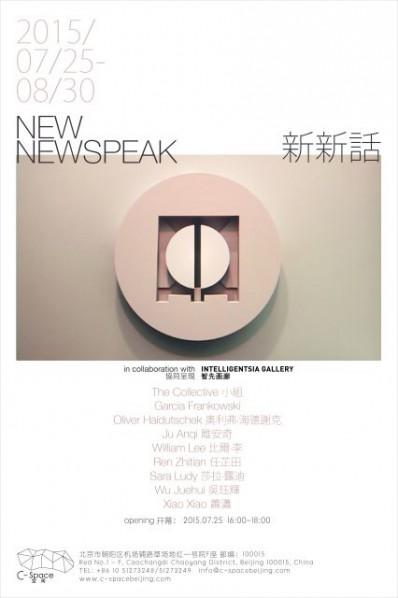 Poster of NewNewspeak