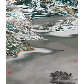 Yao Lu The Picture that Cold River Reflected the Snow 290x290 - The Persistence of Images – Chinese Contemporary Photographic Exhibition Season II Opening July 11 at Redtory in Guangzhou