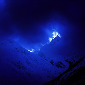 Zhang Chaoyin Mount Manaslu Mysterious Mountain Among Glacier Peaks 290x290 - The Persistence of Images – Chinese Contemporary Photographic Exhibition Season II Opening July 11 at Redtory in Guangzhou