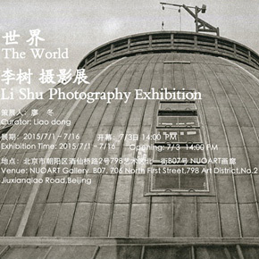 """Li Shu's Photography Exhibition """"The World"""" Opening at NUOART Gallery"""