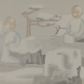 """""""The Art from the National Art Museum of China"""" Debuted in Mexico"""
