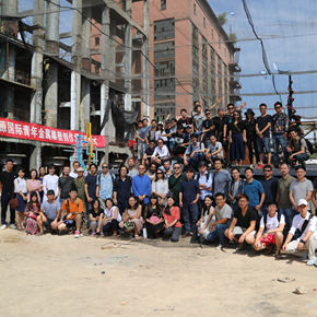 "2015 ""Summer of Iron and Steel"" Taiyuan-China International Youth Metal Sculpture Creative Camp successfully closed"