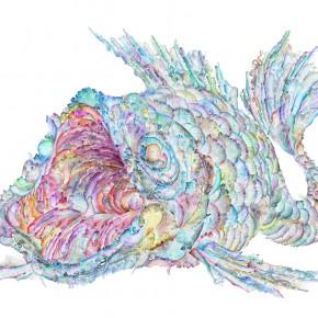 "01 Wu Jian'an, New Interpretation of the ""Tale of the White Snake"" No.1, blueprint"