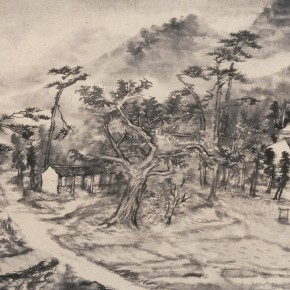 16 Qiu Ting The Ancient Guoqing Path 735 x 485 mm 2011 290x290 - Qiu Ting