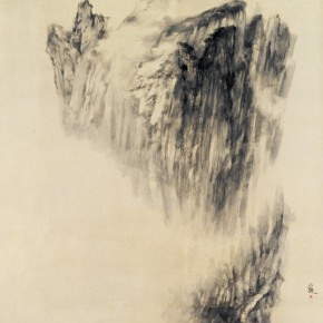 23 Qiu Ting, Enter a Carefree and Fantasy Realm by Cloud, 540 x 360 cm, 2011