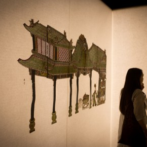 "34 Exibition View of"" ""Transformation A Tale of Contemporary Art and Intangible Cultural Heritage 290x290 - Wu Jian'an explores the feasibility of combining Chinese contemporary art with intangible cultural heritage"