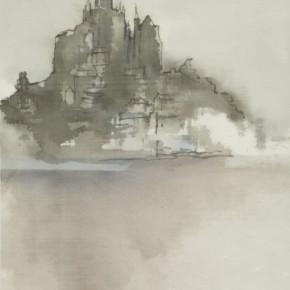 50  Qiu Ting, Saint Michel No.3, 20 x 30 cm, 2014