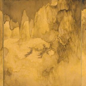 59 Qiu Ting The Stone Mountains 40 x 90 cm 2015 290x290 - Qiu Ting