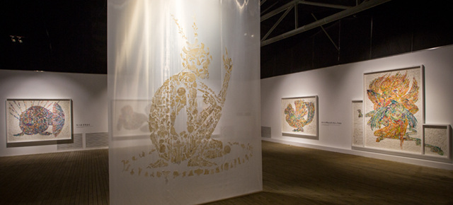 Wu Jian'an explores the feasibility of combining Chinese contemporary art with intangible cultural heritage