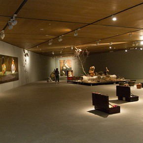 "Open the Box of a New Art World: ""Three Lives"" A Solo Exhibition of Wang Huaxiang Opened at CAFAM"
