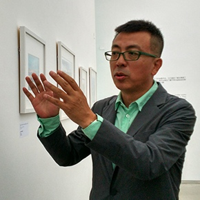 """Reproduce the Art Reality of """"A Ghost City"""" Ordos: Diary of an Empty City Liu Xiaodong's Solo Exhibition Debuted at the Faurschou Foundation Beijing"""